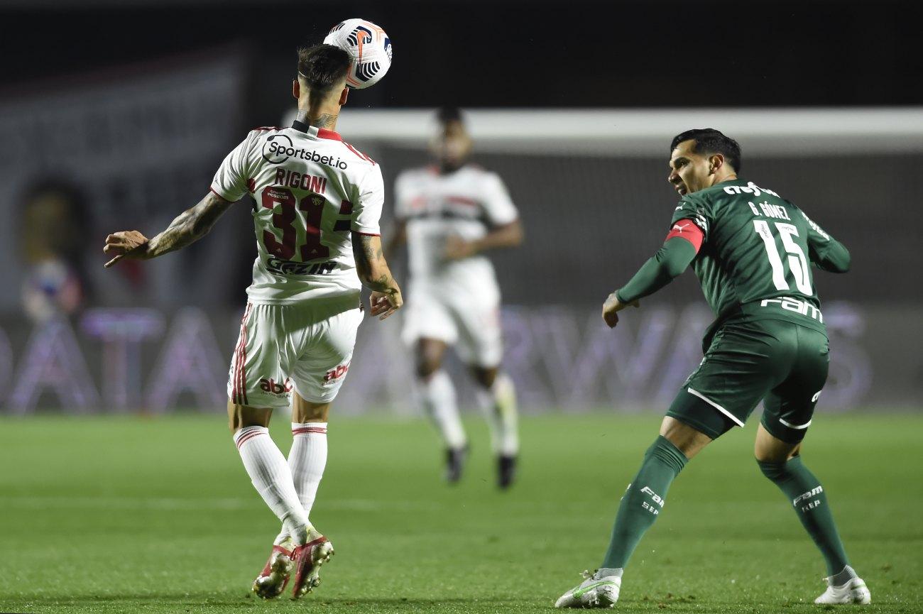 Versus / El Palmeiras de Gómez amplía su histórico récord en Copa Libertadores